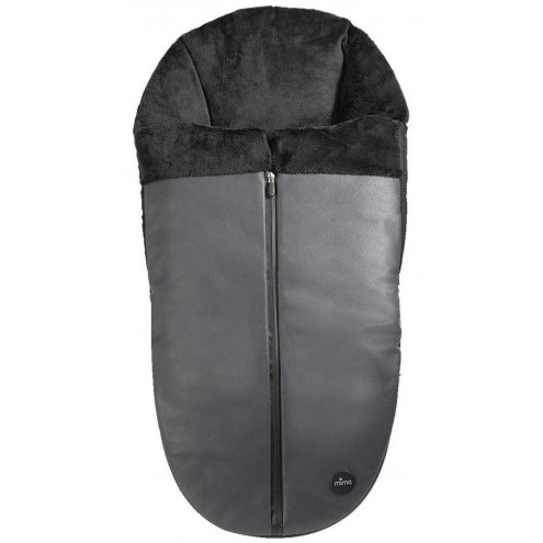 Зимний конверт Mima FootMuff Cool Grey