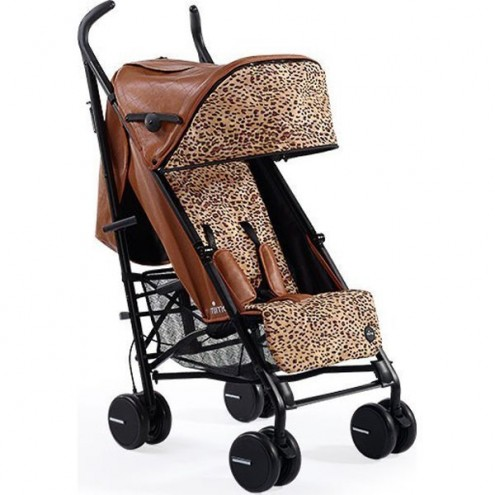 Отделка Fashion Kit для коляски Mima Bo Leopard