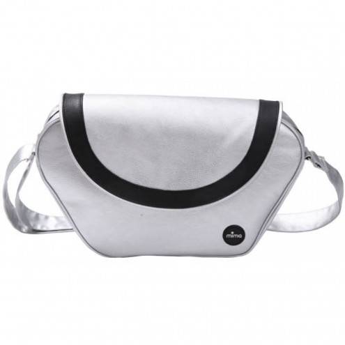 Сумка Mima Trendy Changing Bag Argento