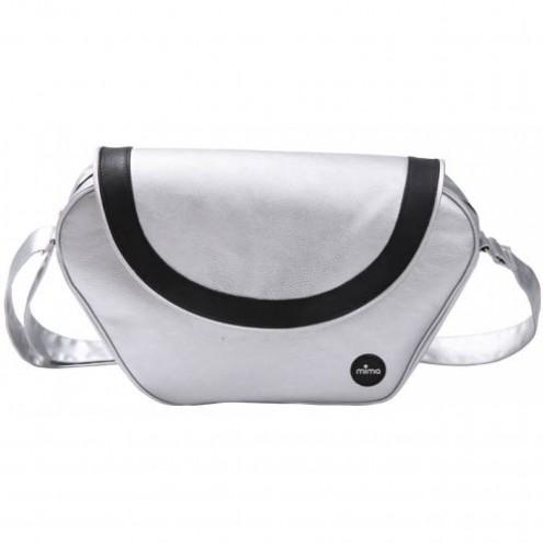 Сумка Mima Trendy Changing Bag Argento