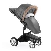 Зимний комплект Mima Winter outfit Cool Grey