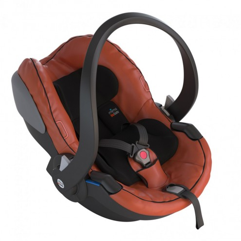 Автокресло Mima iZi Go Car Seat Sicilian Red