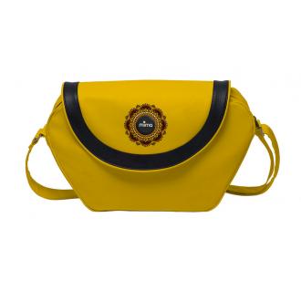 Сумка Mima Trendi Changing Bag Flair Yellow