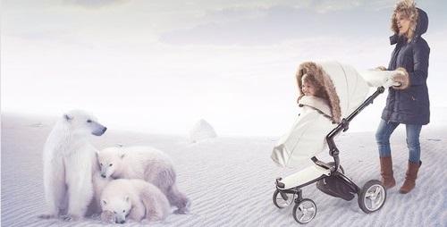 фото Mima Xari Snow White 3 в 1