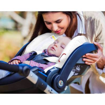 Фото автокресла Mima iZi Go Car Seat Cool Grey