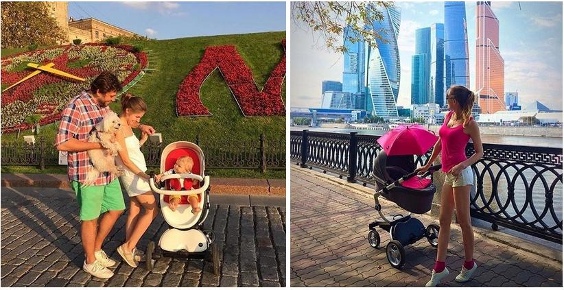 фото коляски mima xari в Москве
